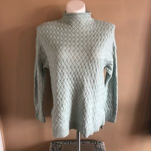 Vince Camuto Blue Knit Sweater